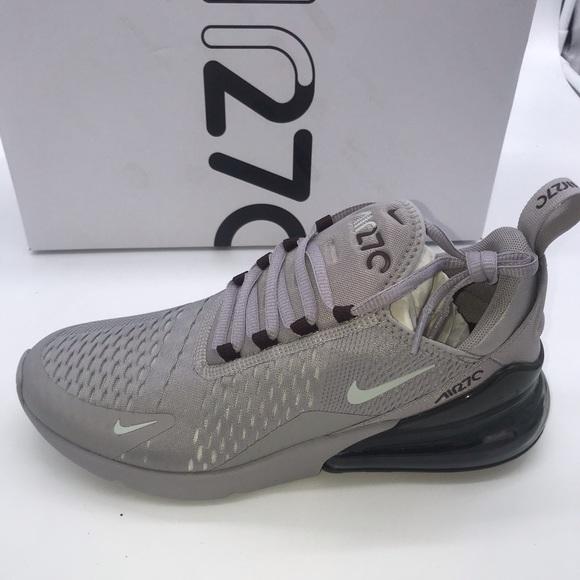 Nike Air Max 27 Ah805006 Mens Gray